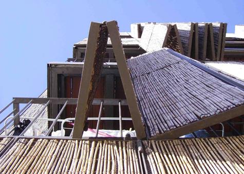 Fontdarquitectura - Casa de bambu madrid ...