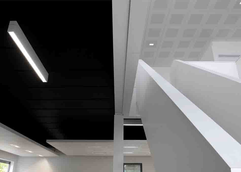 Fontdarquitectura - Falso techo modular ...