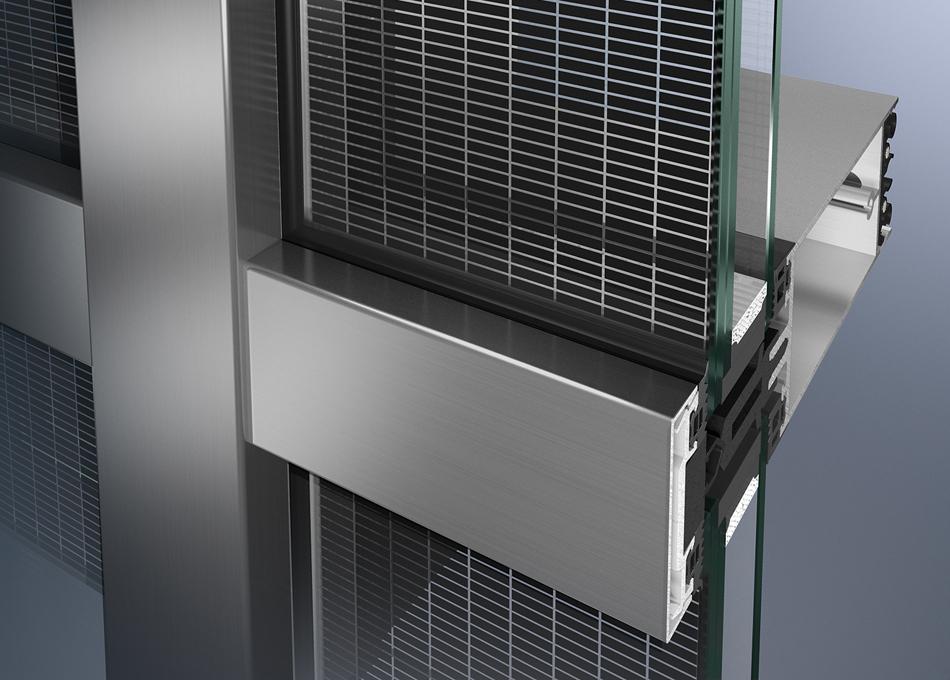 Finestra modular ProSol TF+