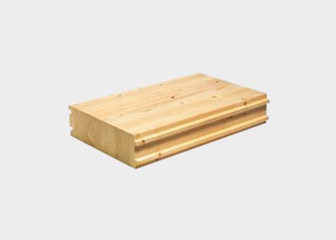 Forjat massís de fusta laminada