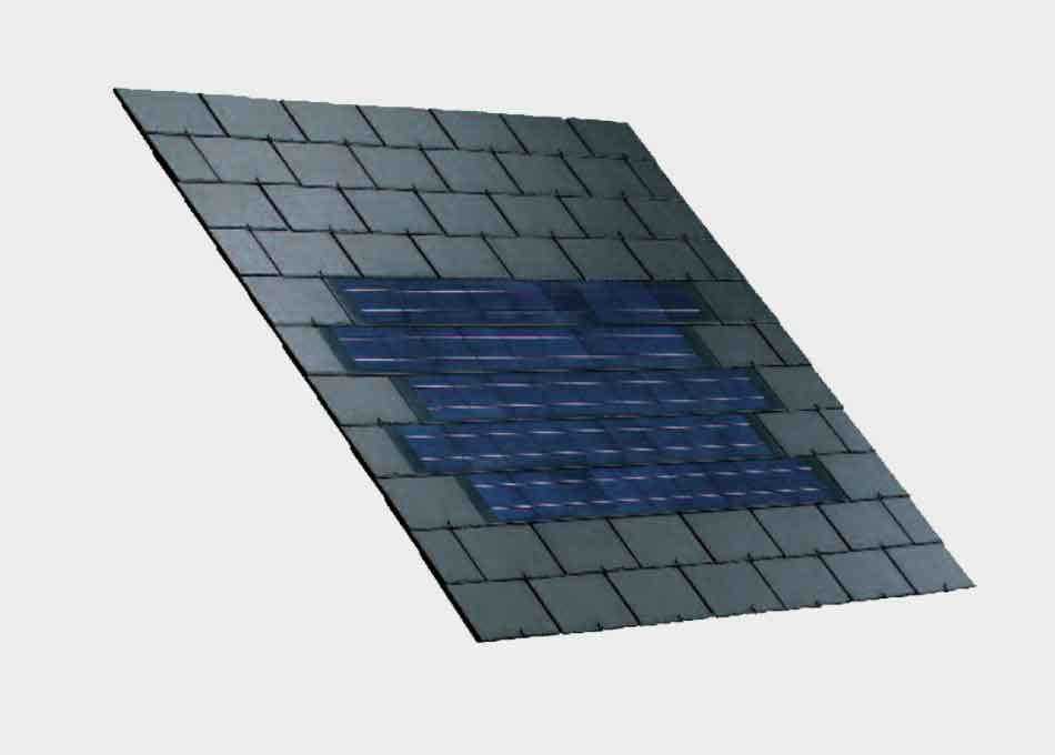 Teula fotovoltaica Solesia
