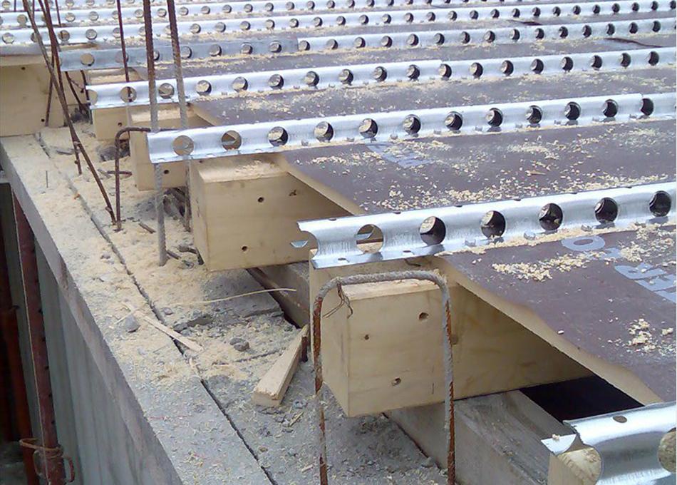 Fontdarquitectura for Forjado viguetas metalicas