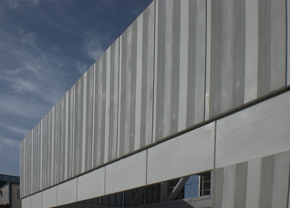Panell prefabricat GRC Stud-Frame