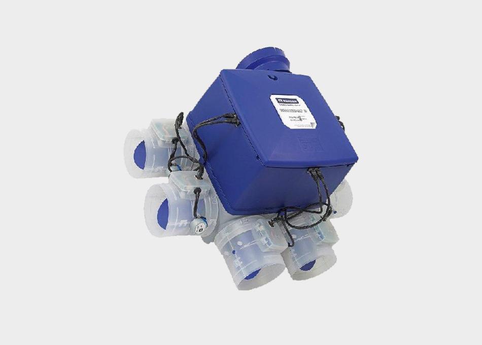 Sistema de ventilació per demanda Healthbox