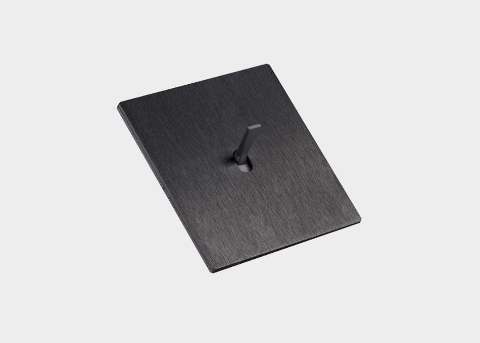Interruptor alumini 5.1