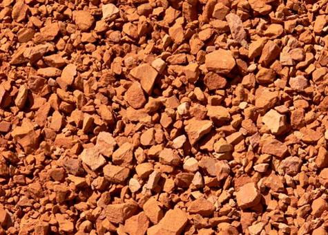 Paviment ceràmica triturada vermella