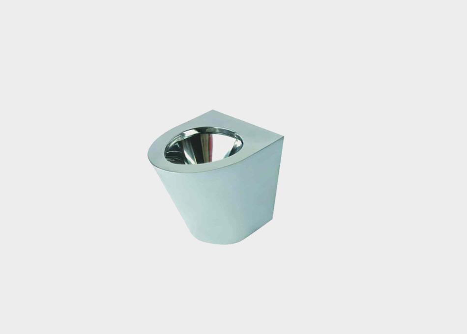 Inodor acer inoxidable Nofer 13012B