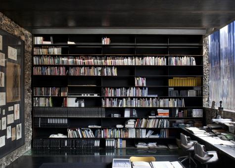 Prestatgeria modular Biblioteca RCR