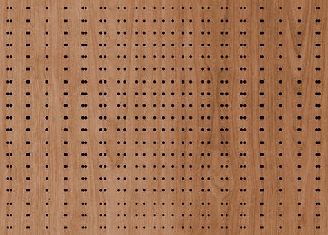 Fals sostre acústic fusta MDF Obersound