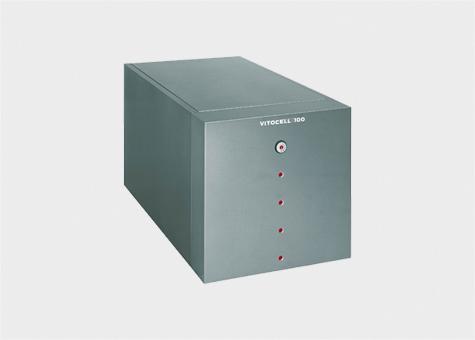 Interacumulador ACS Vitocell 100H