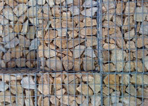 Mur gabió rígid malla electrosoldada